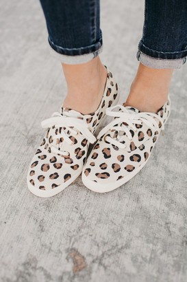 Keds Champion Sneakers - Leopard