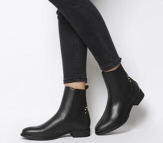 Shoe The Bear Marla Chelsea Boots Black Leather