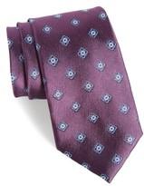 Nordstrom Men's Bright Neat Silk Tie