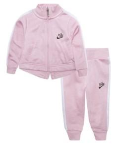 Nike Baby Girls Jacket and Joggers Set