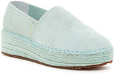 Australia Luxe Collective Arabic Genuine Pony Hair Espadrille Platform Flat