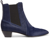 Marc by Marc Jacobs Lou Calf Hair Ankle Boots