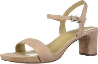 Naturalizer Women's Ivy Ankle Straps Heeled Sandal