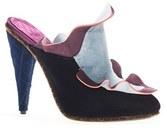 Fendi Women's 'Velvet Waves' Mule