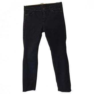 Marc Cain Black Cotton - elasthane Jeans for Women