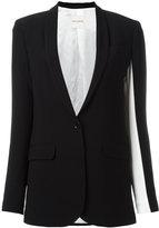Each X Other shawl lapel blazer - women - Acetate/Viscose - M