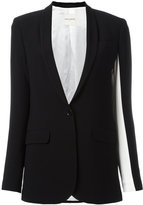 Each X Other shawl lapel blazer - women - Acetate/Viscose - XS