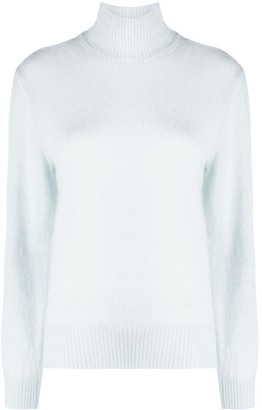 Alberta Ferretti Turtle-Neck Jumper
