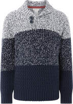 Monsoon Francis Colour Block Jumper