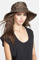 Eric Javits Women's 'Kaya' Hat - Metallic
