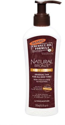 Palmers Coconut Oil Formula Natural Bronze Lotion 250Ml
