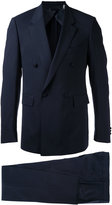 Cerruti double-breasted suit
