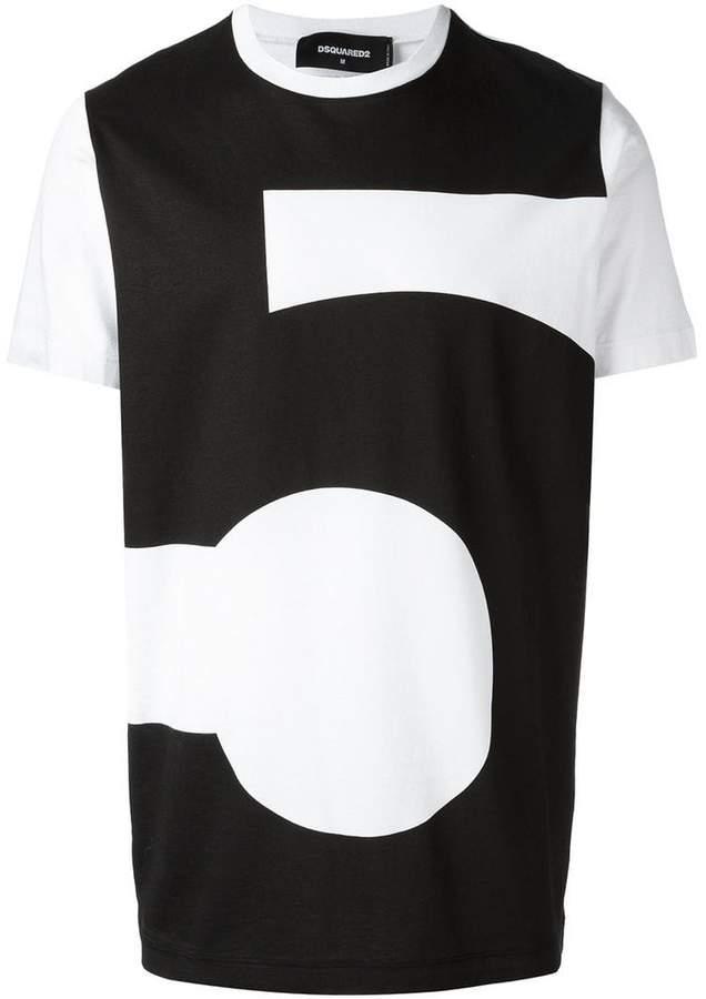 DSQUARED2 t5 T-shirt