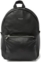 State Bags Mini Lorimer Leather Backpack