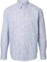 D'urban long-sleeved striped shirt