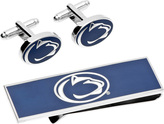 Cufflinks Inc. Men's Penn State Nittany Lions Cufflinks/Money Clip Set