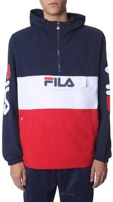 Fila Logo Windbreaker Jacket