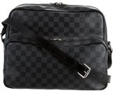 Louis Vuitton Damier Graphite Sac Leoh Messenger