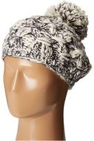 San Diego Hat Company KNH3406 Chunky Marled Knit Beret