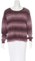 Alice + Olivia Scoop Neck Knit Sweater w/ Tags