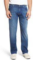 7 For All Mankind Luxe Performance Sport Straight Leg Jeans (Retrograde)