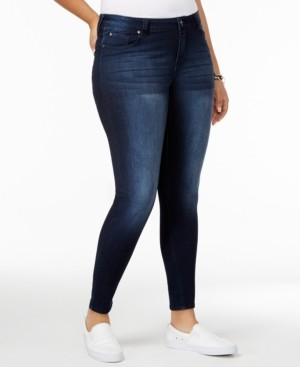 Celebrity Pink Plus Size The Slimmer Skinny Jeans