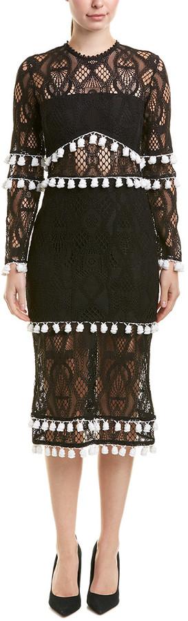 Alexis Midi Dress