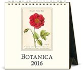 Cavallini & Co. CAL16-12 2016 Botanica Desk Calendar