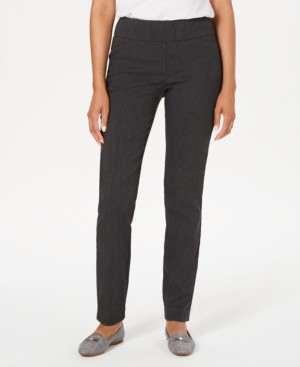 Charter Club Cambridge Skinny Pants, Created for Macy's