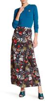 Love Moschino Long Pattern Skirt