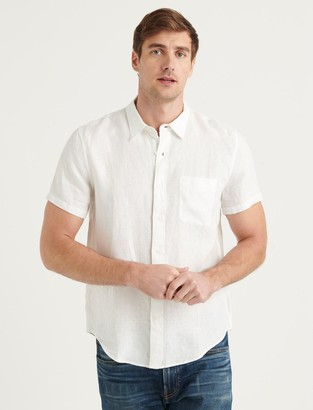 Lucky Brand Short Sleeve San Gabriel Shirt