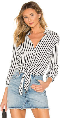superdown Carrie Button Up Blouse