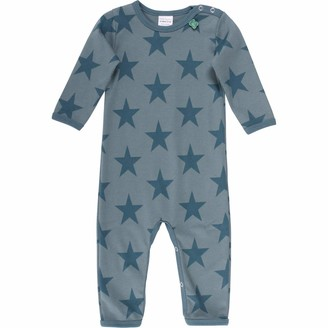 Fred's World by Green Cotton Baby Boys' Star Shaping Bodysuit