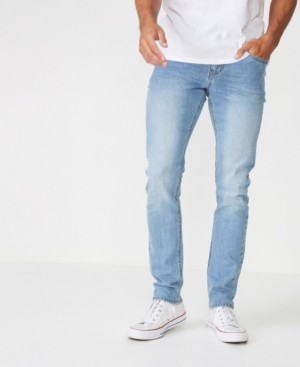 Cotton On Men's Slim Fit Denim Jeans-dnu