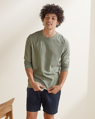 Express Upwest Super Soft Long Sleeve T-Shirt