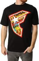 Famous Stars & Straps Men's Comic F Graphic T-Shirt-3XL