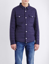 Brunello Cucinelli Quilted shell jacket