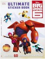 DK Publishing Ultimate Sticker Book: Big Hero 6