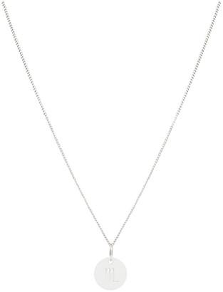 Tesori Bellini Zodiac 1.2 Necklace, Scorpio: Silver