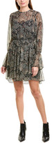 Joie Manning Mini Dress
