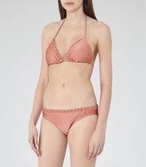 Reiss Skye T Triangle Bikini Top