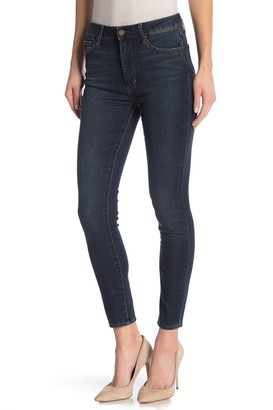 Articles of Society Heather Solid High Rise Skinny Jeans