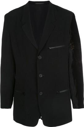 Yohji Yamamoto Single Breasted Jacket