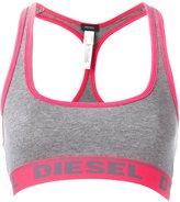 Diesel cropped excersise vest