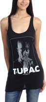 Tupac - Womens Praying Tank Top, Size:, Color: