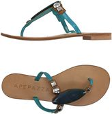 Apepazza Thong sandals