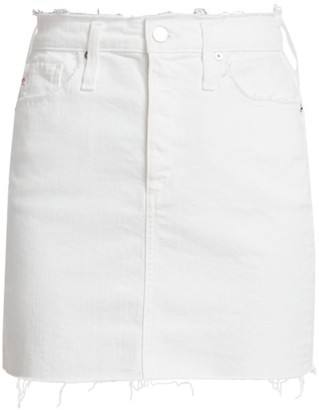 AG Jeans Vera Denim Mini Skirt