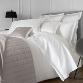 Descamps Candice Duvet Cover - White - King