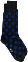 Paul Smith polka dot socks - men - Cotton/Nylon/Spandex/Elastane - One Size