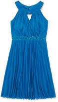 EMERALD SUNDAE Emerald Sundae Sleeveless Pleated-Skirt Dress - Girls 7-16